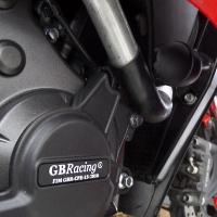 Honda CBR1000 Frame Slider RHS view