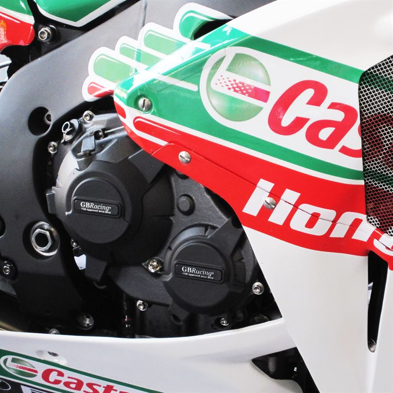 Honda CBR1000 Clutch and Pulse