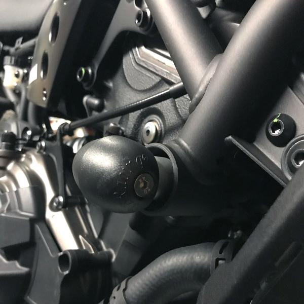 Bullet frame slider MT-07 2014-2021 - Street - RHS