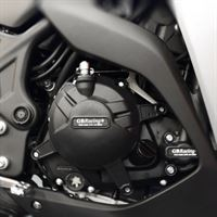 R3-Clutch-and-Water-Pump-Cover-on-bike