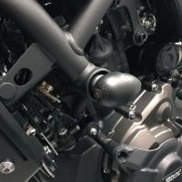 Bullet Frame Slider Set MT-07 2014-2021 - STREET