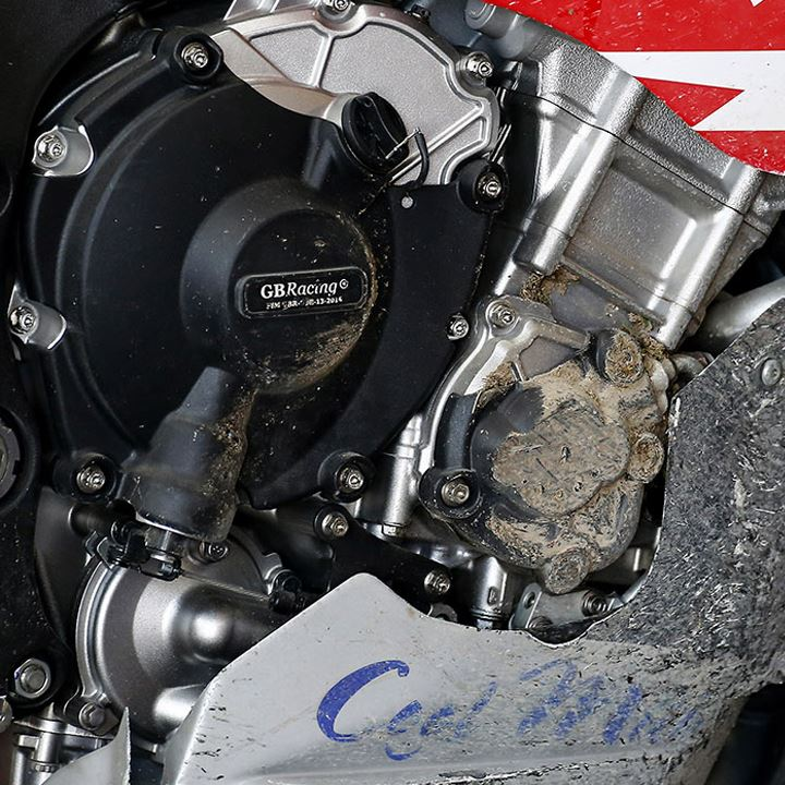 Yamaha-R1-Clutch-and-Pulse-Crash
