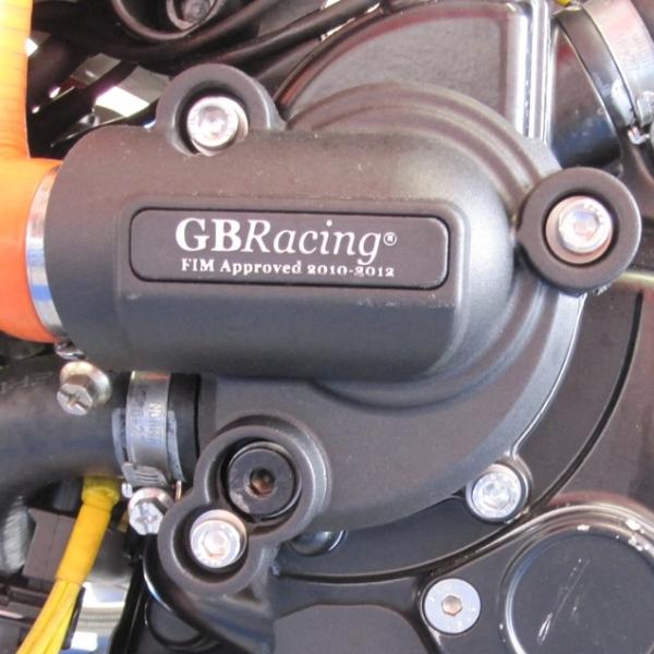 Ducati 1198 Water pump cover