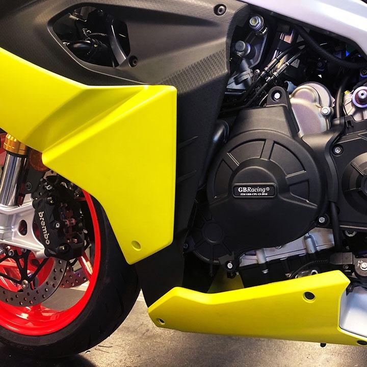 RS 660 Alternator Cover 2021