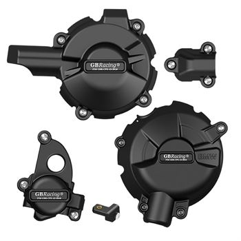 S1000RR 17-18, S1000R 17-20 & S1000XR 2015-19 Engine Cover Set