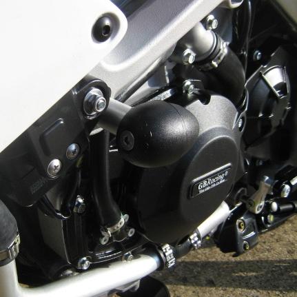 Aprilia Tuono V4R Frame Slider Left 2