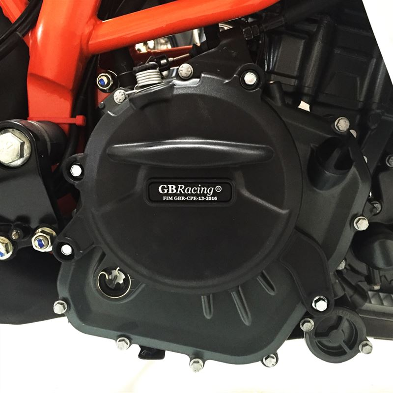 KTM RC390 Clutch no fairing