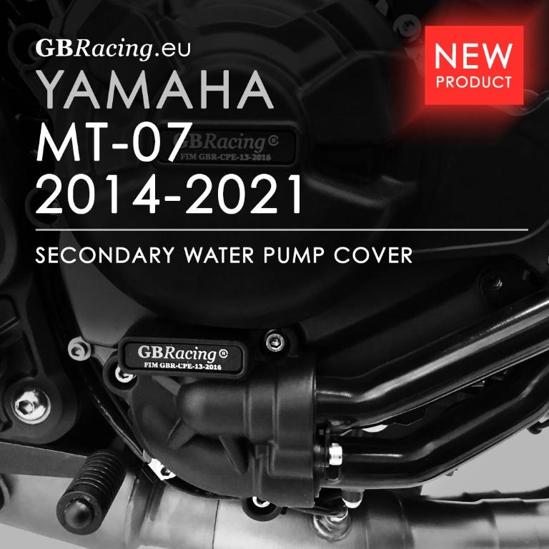 YAMAHA MT-07 WATER PUMP PROTECTION