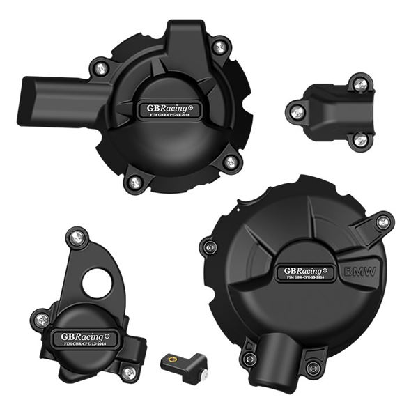 S1000RR Secondary Engine Cover Set 2019-2020