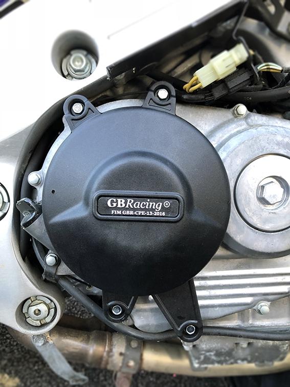 Honda VFR400 NC30 GBRacing Clutch cover