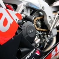 Aprilia-RSV4-Alternator-cover-on-bike2