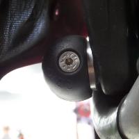 Honda CBR1000 Frame Slider RHS