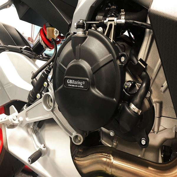 RS 660 Clutch Cover 2021