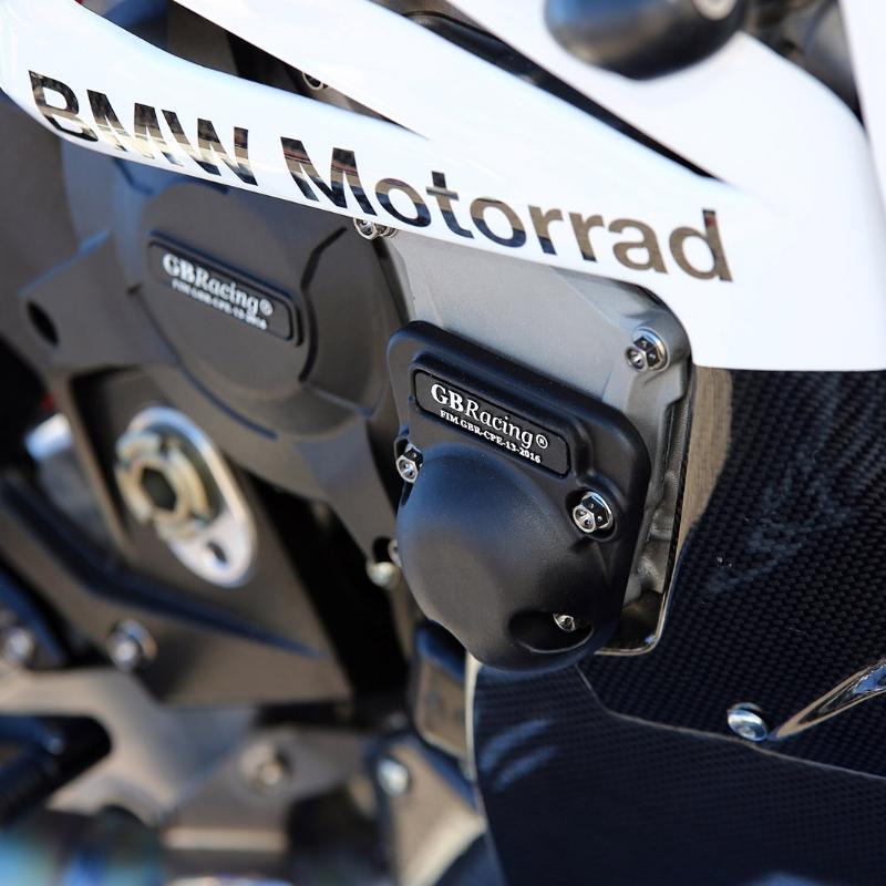BMW S1000RR Pulse 2016 on bike